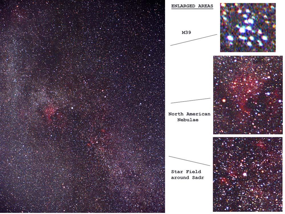 Astrophotos Using Nikon F2 And Hp Photosmart Scanner