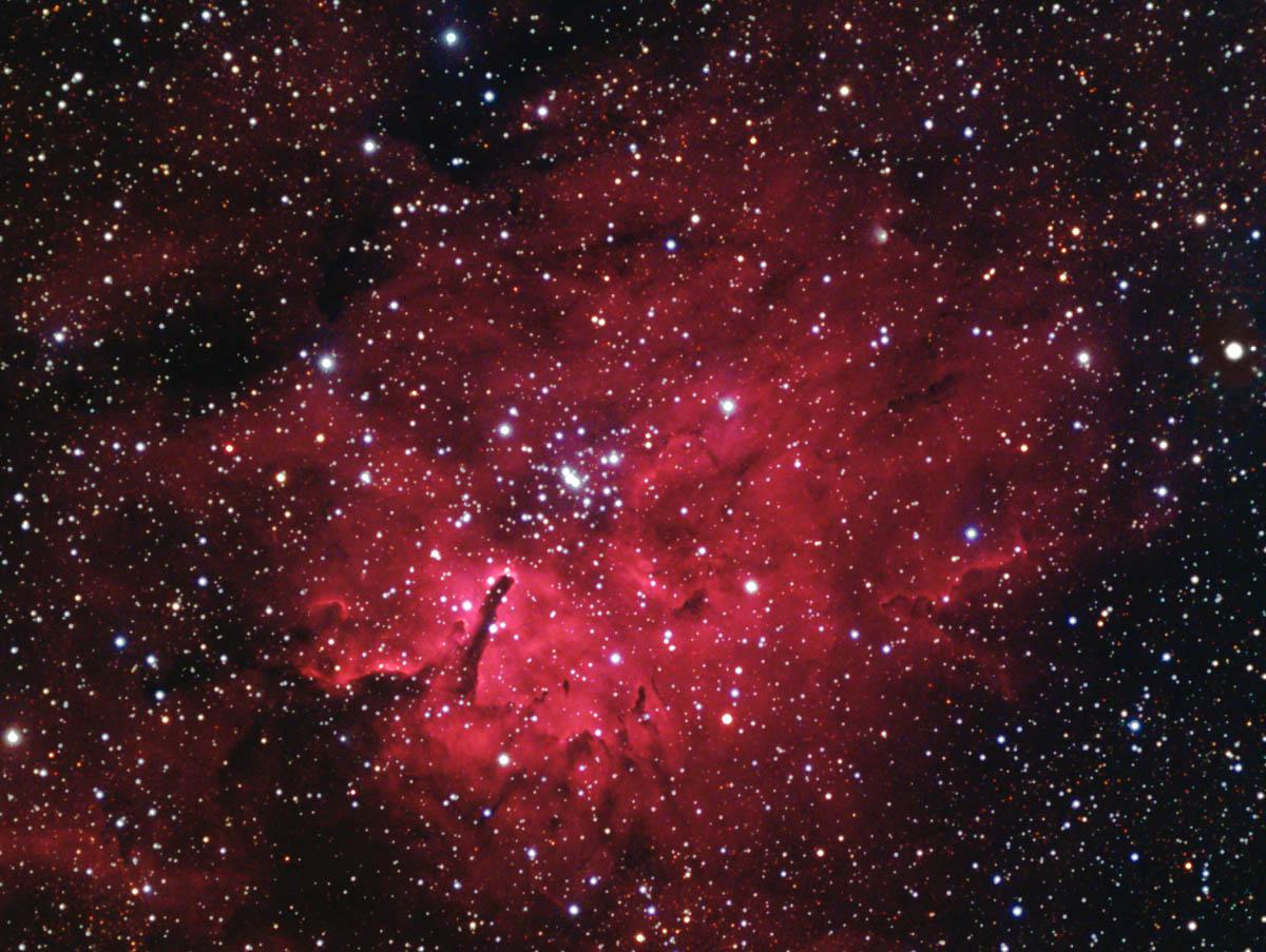 NGC6820 in HA
